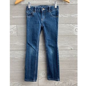 Crazy 8 girls size 5 jeans